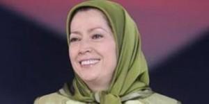 الوصف واقعي و المنطقي للرئيسة مريم رجوي
