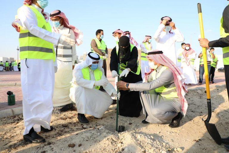 إطلاق حملة غرس الأشجار بمنازل مشروع إسكان الخبر - صحيفة ...